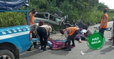 Auto crash claims 12 persons in Bayelsa