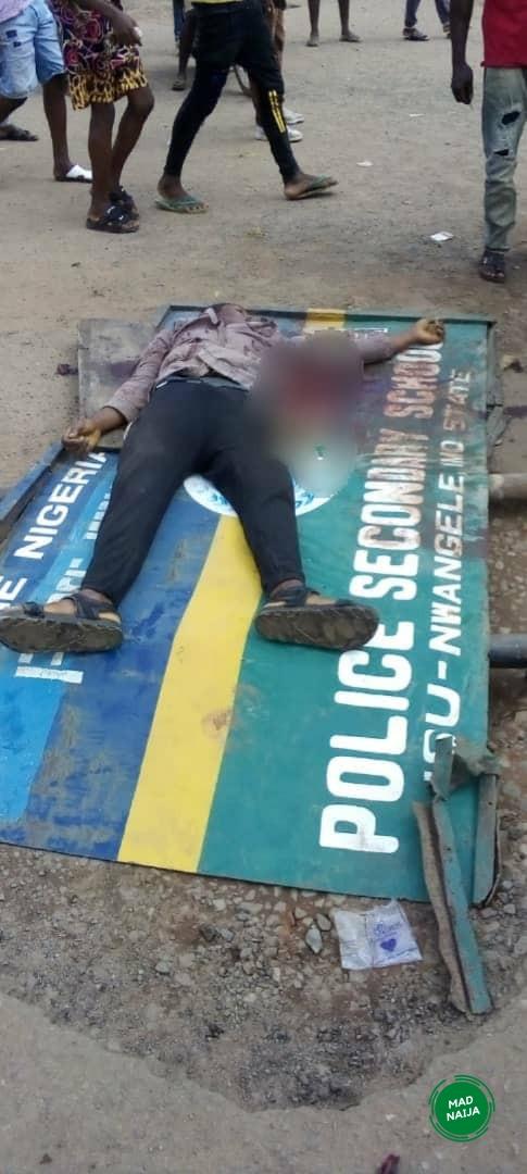 Okda man shot dead