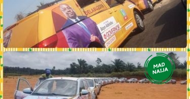Ondo 2020: Be Not Be Deceived, Winning Is Not By Lining Up Branded Cars. - Lanre Oguns