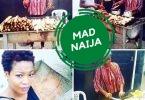 #BBNaija Housemate, Lucy Selling Roasted Plantain AKA 'Bole' - (Photos)