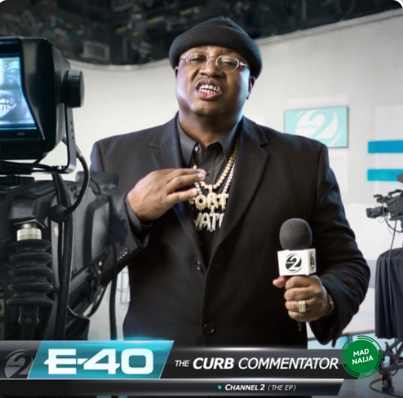 E-40 – Black is beautiful