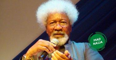 Boko Haram: Leave Obadiah Mailafia Alone, Face Those Indicted - Soyinka Tells DSS