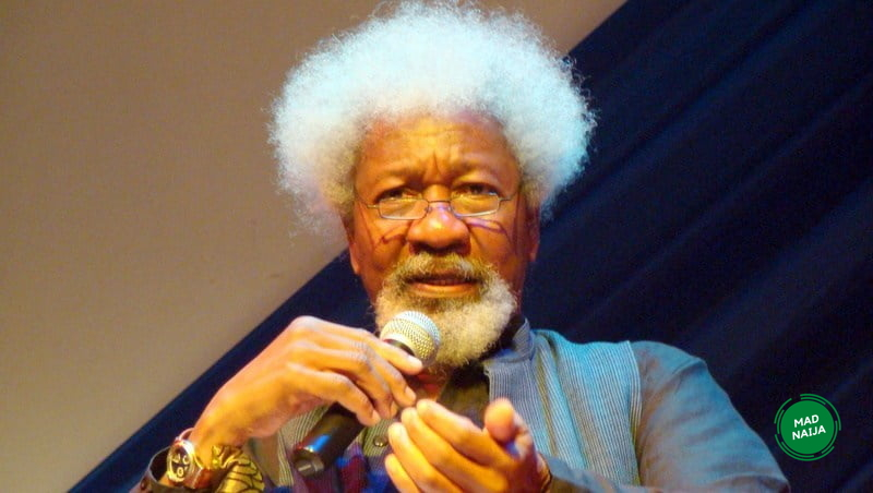 Boko Haram: Leave Obadiah Mailafia Alone, Face Those Indicted - Soyinka Tells DSS