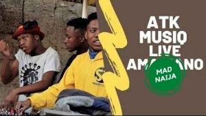 ATK Musiq – Thejournalistdj Amapiano Mix