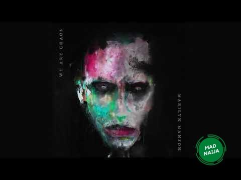 ALBUM: Marilyn Manson – WE ARE CHAOS