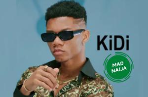 KiDi Ft. Teddy Riley – Say Cheese (Remix)