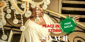 Video: Sinach – Peace in the Storm