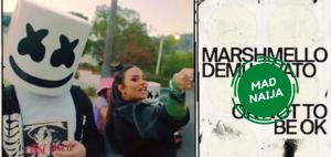 Marshmello Ft Demi Lovato – OK Not To Be OK