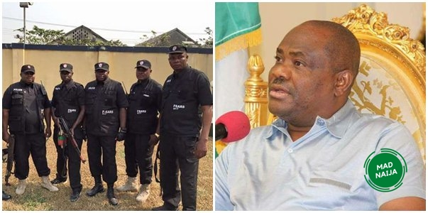 Wike Reacts Angrily, Wants SARS Scrapped After Killing Of Another Young Nigerian