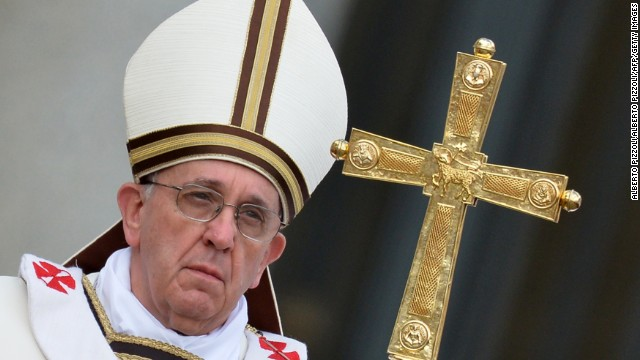 Pope Francis tasks cardinals with studying reform of Catholic Church - CNN