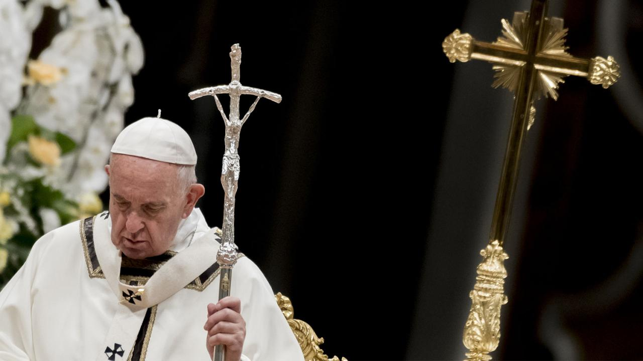 Will Pope Francis Cause a Schism in the Catholic Church?   theTrumpet.com