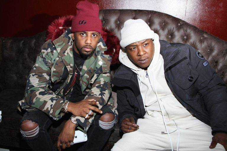 Fabolous & Jadakiss – Nightmares Ain't As Bad