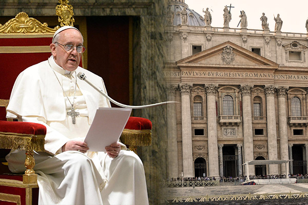 Pope Francis calls out Catholic Church for Focus on Gay Marriage, Abortion  and Contraception Issues - World Religion News