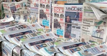 Breaking News in Nigeria Today